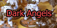 Dark Angels - Warhammer 40k